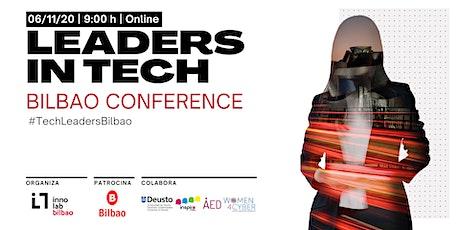 Leaders In Tech - Bilbao Conference entradas