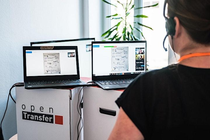 openTransfer CAMP #Patenschaften – Digital geht es weiter!: Bild