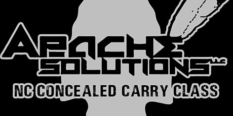 NC Concealed Carry Handgun Class tickets