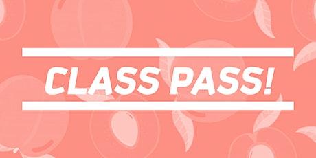 2020 Virtual Class Pass tickets
