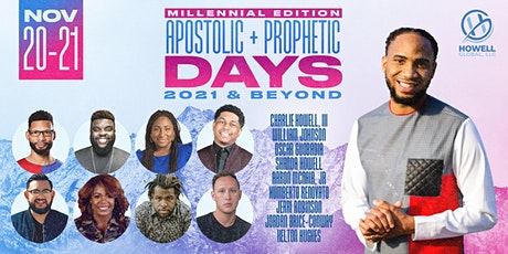 Apostolic and Prophetic Days [Online Event] tickets