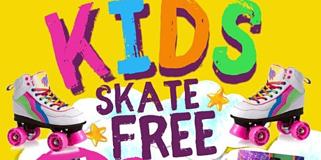 Kids Skate Free tickets