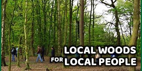 Visit to Longwood Community Woodland tickets