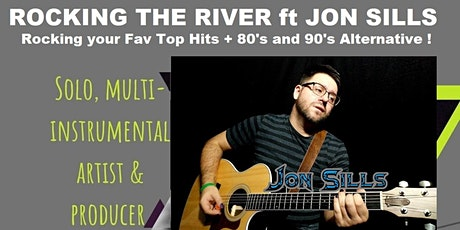FREE ~ JOHN SILLS BAND ROCKING THE RIVER - TGIF EVENT ! tickets