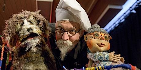 The Gingerbread Man & A Pot Full of Magic - 11.30am tickets
