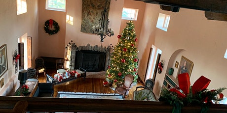 Registration Paused: Van Hoosen Farmhouse Christmas Tours ( Monday) tickets