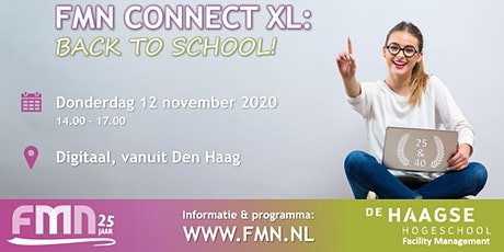 FMN & HHS present in close cooperation: FMN Connect XL: Back to school! tickets