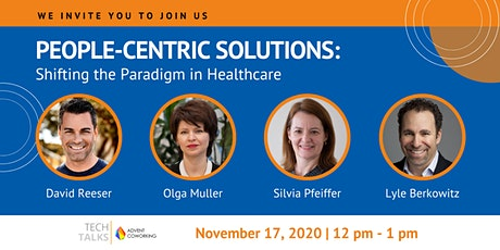 TechTalks on People Centric Solutions in Healthcare | Zoom Meeting tickets