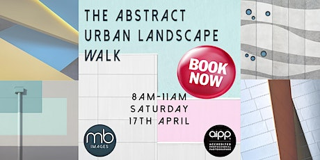 The Abstract Urban Landscape Walk tickets