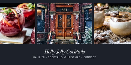 Holly Jolly Cocktails tickets