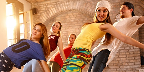 Street Dance with Hip-Hop Grooves Beginners tickets