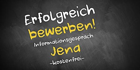 Bewerbungscoaching Online kostenfrei - Infos - AVGS Jena Tickets