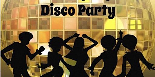 Virtual Thanksgiving Disco Party