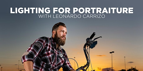 Lighting for Portraiture with Leonardo Carrizo