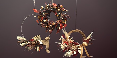 Dried Wreath Workshop tickets