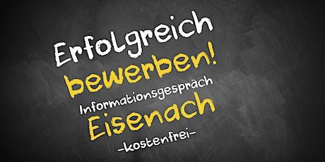 Bewerbungscoaching Online kostenfrei - Infos - AVGS Eisenach Tickets