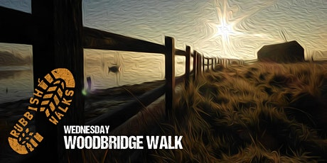Wednesday Woodbridge Walk, Talk & Litter Pick tickets