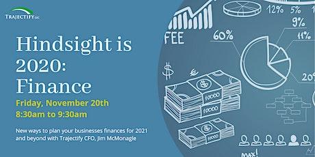 Hindsight is 2020: Financial Planning Webinar tickets