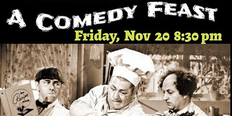 A comedy Feast tickets