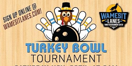 Turkey Bowl Tournament tickets