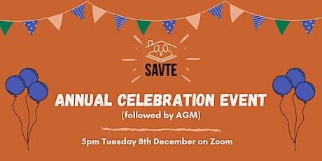 SAVTE Annual Celebration event tickets
