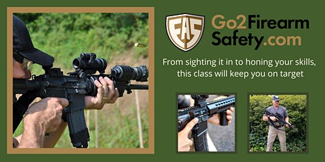 Rifle/Carbine Course- Powder Springs GA