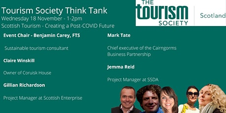Tourism Society Think Tank tickets