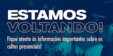 Culto - Domingo - 11H ingressos