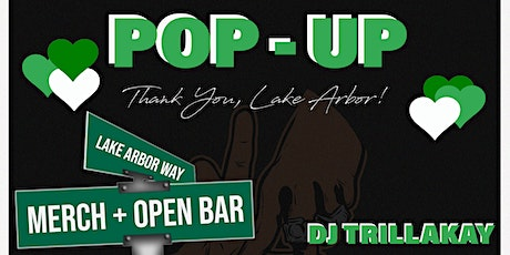 """Thank You, Lake Arbor!"" Pop-Up Event tickets"