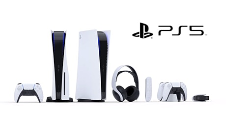 GAME Reading PlayStation 5 PrePurchase tickets