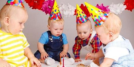 Community Birthday Celebration for 1 & 2 Year Olds