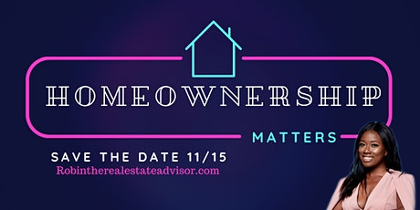 Home Ownership Matters Home Buying Workshop tickets
