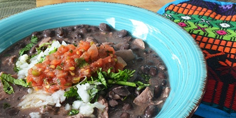 Meals in Minutes (Instant Pot Cooking): Frijoles con Puerco tickets