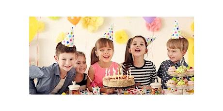Community Birthday Celebration for 3 & 4 Year Olds