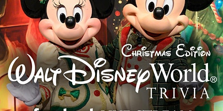 Walt Disney World Trivia - Christmas Edition Live-Stream tickets