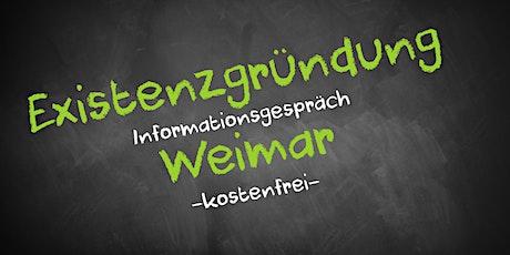 Existenzgründung Online kostenfrei - Infos - AVGS  Weimar Tickets