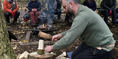 Bushcraft Level 2: Fire & Campcraft LEE VALLEY tickets