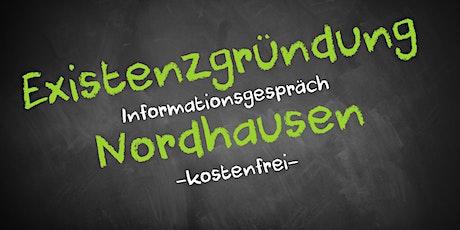 Existenzgründung Online kostenfrei - Infos - AVGS  Nordhausen Tickets