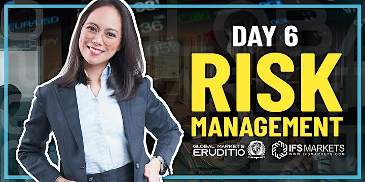 Free Six-Day Forex Trading Webinar Series - Day 6 Risk Management image