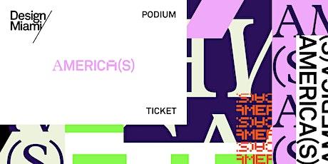 Design Miami/ Admission Tickets tickets