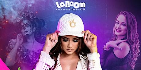 djCAROLINA en La Boom NY tickets