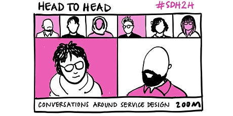 Head to Head - Using Data in Service Design tickets