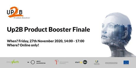 Up2B Product Booster Finale Tickets
