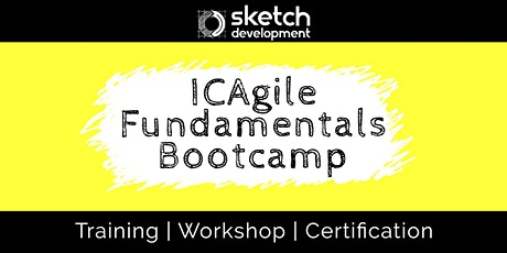 ICAgile Certified Professional: Agile Fundamentals-October 2021 (St. Louis) tickets