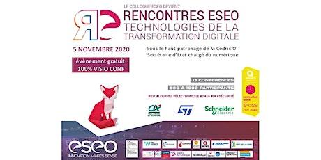 Rencontres ESEO: Techno transformation digitale & électronique- PARTICIPANT billets