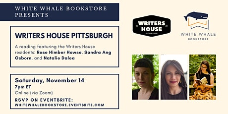 An Evening with Residents of Writers House Pittsburgh tickets