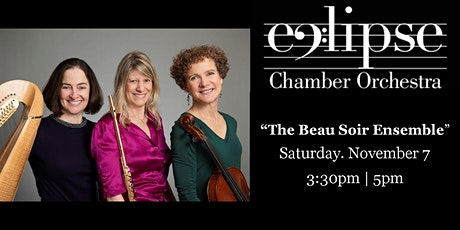 Eclipse Chamber Orchestra - Beau Soir Ensemble tickets