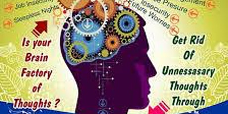 ONLINE: London Stress Management Through Meditation tickets