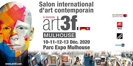 art3f MULHOUSE 2020 billets