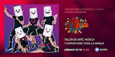 DESENCHUFADOS  - TALLER DE ARTE ! entradas